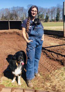Marilyn Widman, Garden Manager