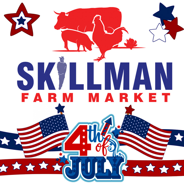 skillman farm market and butcher shop celebrates July 4th