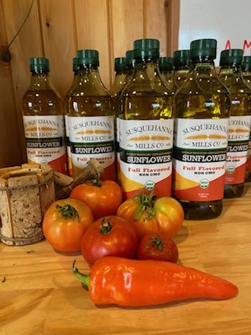 Susquehanna Mills Organic Non-GMO Sunflower Oil