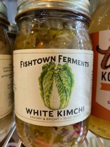 Fishtown Ferments- White Kimchi
