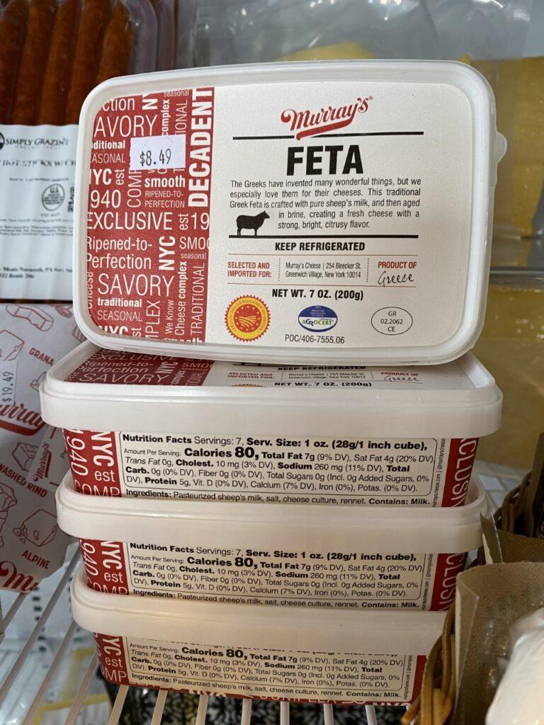 Murray's Select Feta Cheese