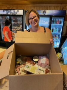 Winner of our Summer Flavor Feast Giveaway - Kelly Kotch!