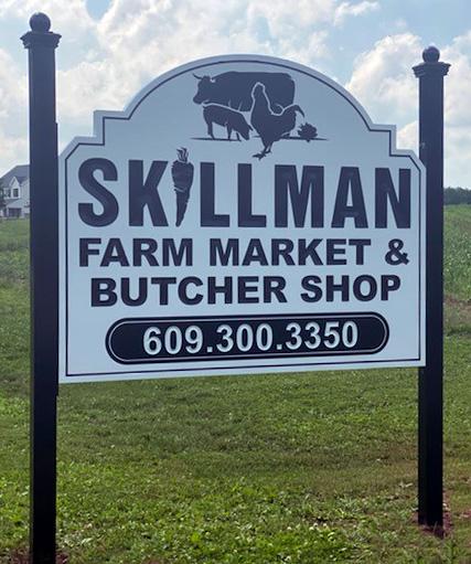 Skillman Farm Market and Butcher shop meats
